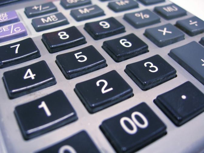 A sacar la calculadora: de esta forma nos salvamos
