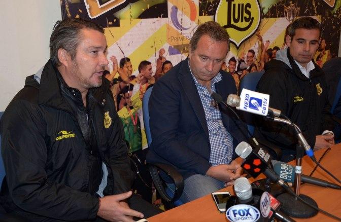 ¿Por qué Oyarzún se quedó en San Luis y no se fue a la U?